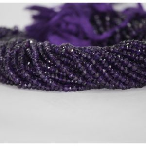 african amethyst beads