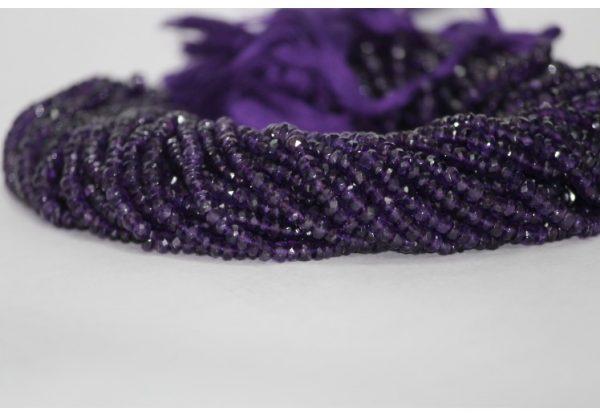 african amethyst beads