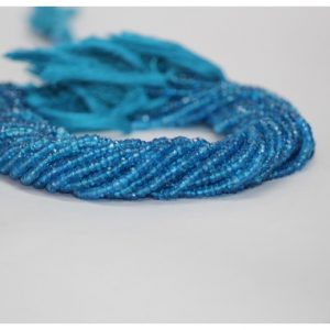 swiss blue topaz beads