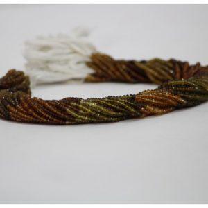 petro tourmaline beads