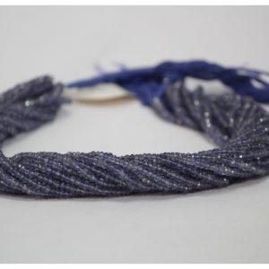 aaa iolite beads