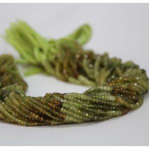grossular garnet beads