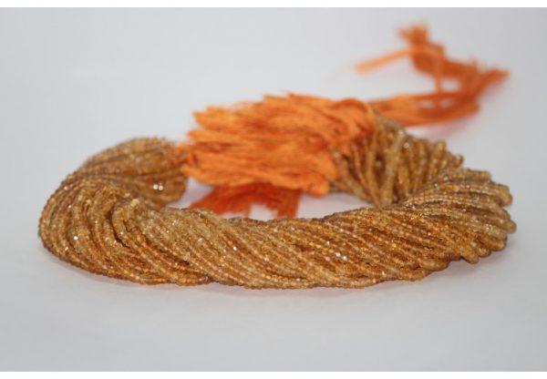 citrine beads