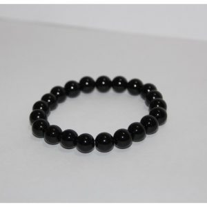 8mm black onyx bracelet
