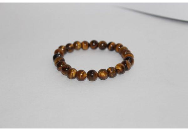 8mm tiger eye bracelet