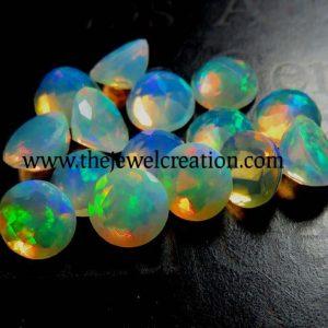 7mm ethiopian opal round