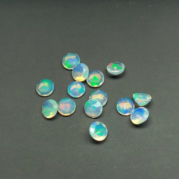 5mm ethiopian opal gemstone