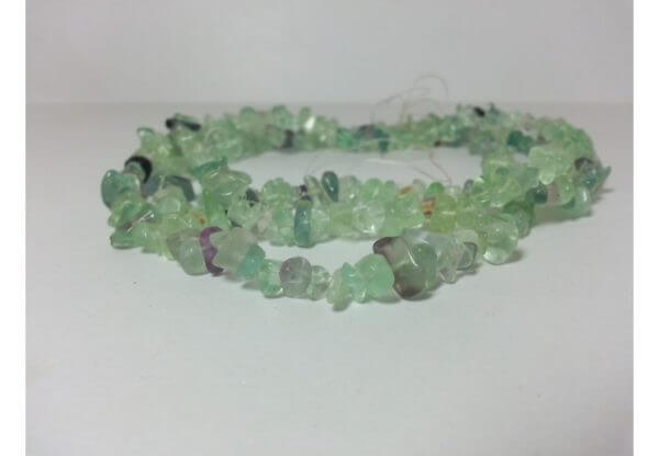 fluorite chips beads