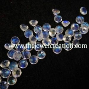 5mm moonstone round gemstone