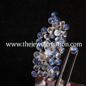 6mm moonstone lot
