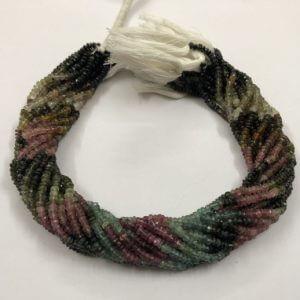 4mm tourmaline beads