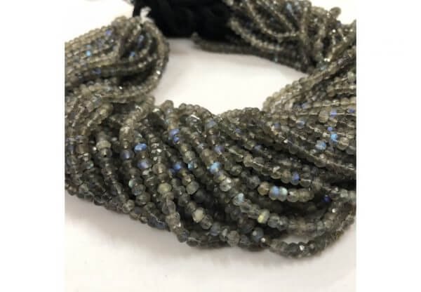 4mm labradorite beads