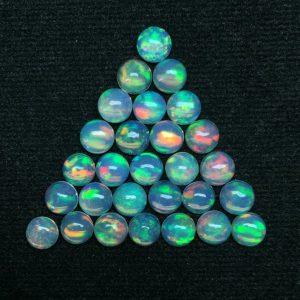 6mm ethiopian opal