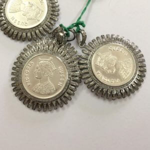 india coin charms